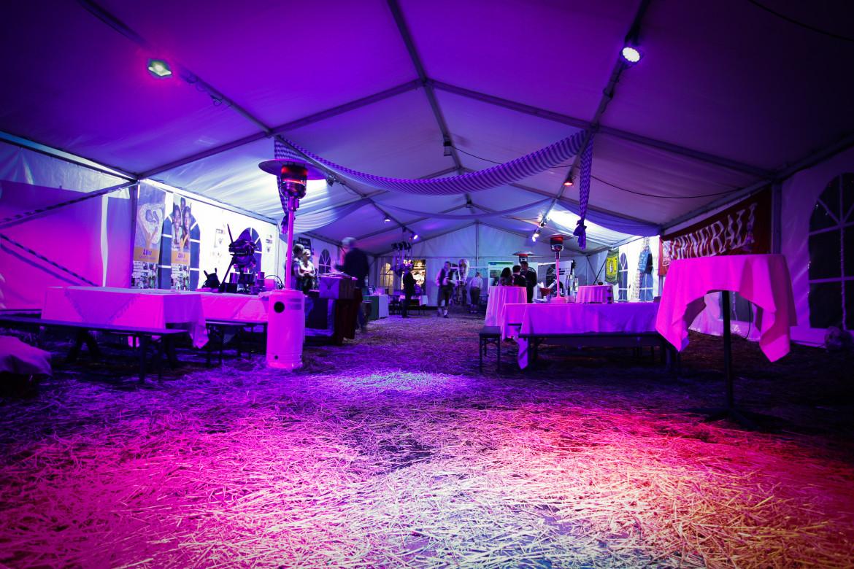 So kann auch Ihre Veranstaltung aussehen - Lichtpakete unserer Veranstaltungstechnik
