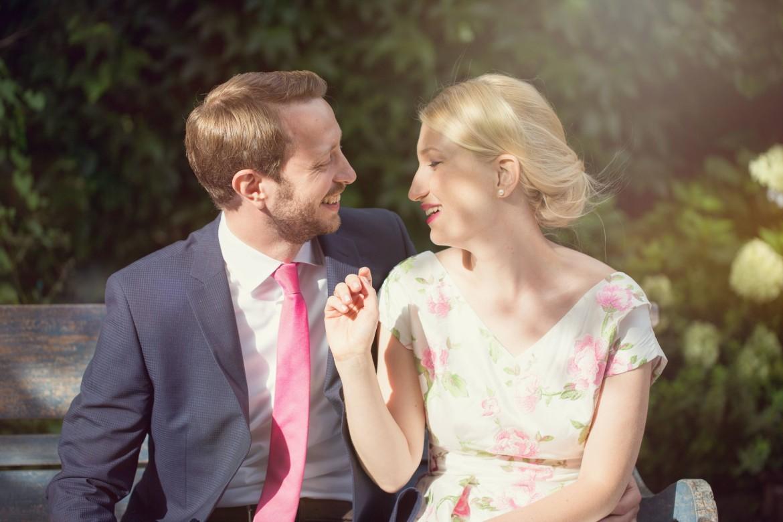 Romantik pur - Hochzeitsfotografen von Face II Face
