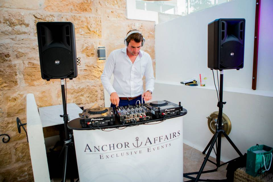 Anchor Affairs Mallorca - Face II Face Event DJs