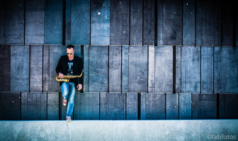 DJ und Saxophonist - Face II Face Ihr Event Service in Österreich!