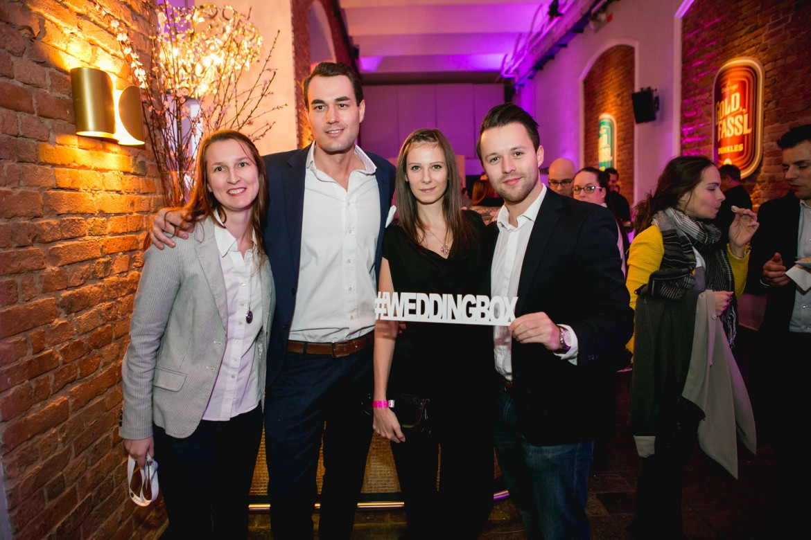 Wedding Box Launch Party mit Face II Face 3
