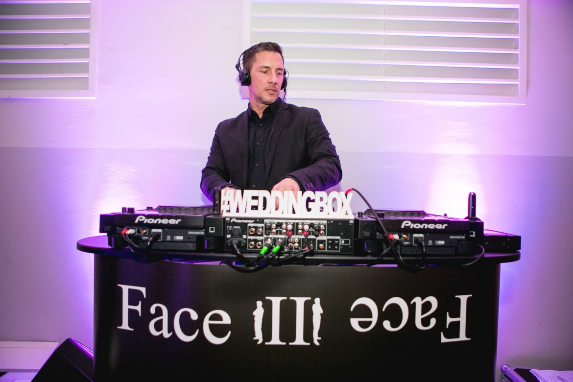 Wedding Box Launch Party mit Face II Face 4