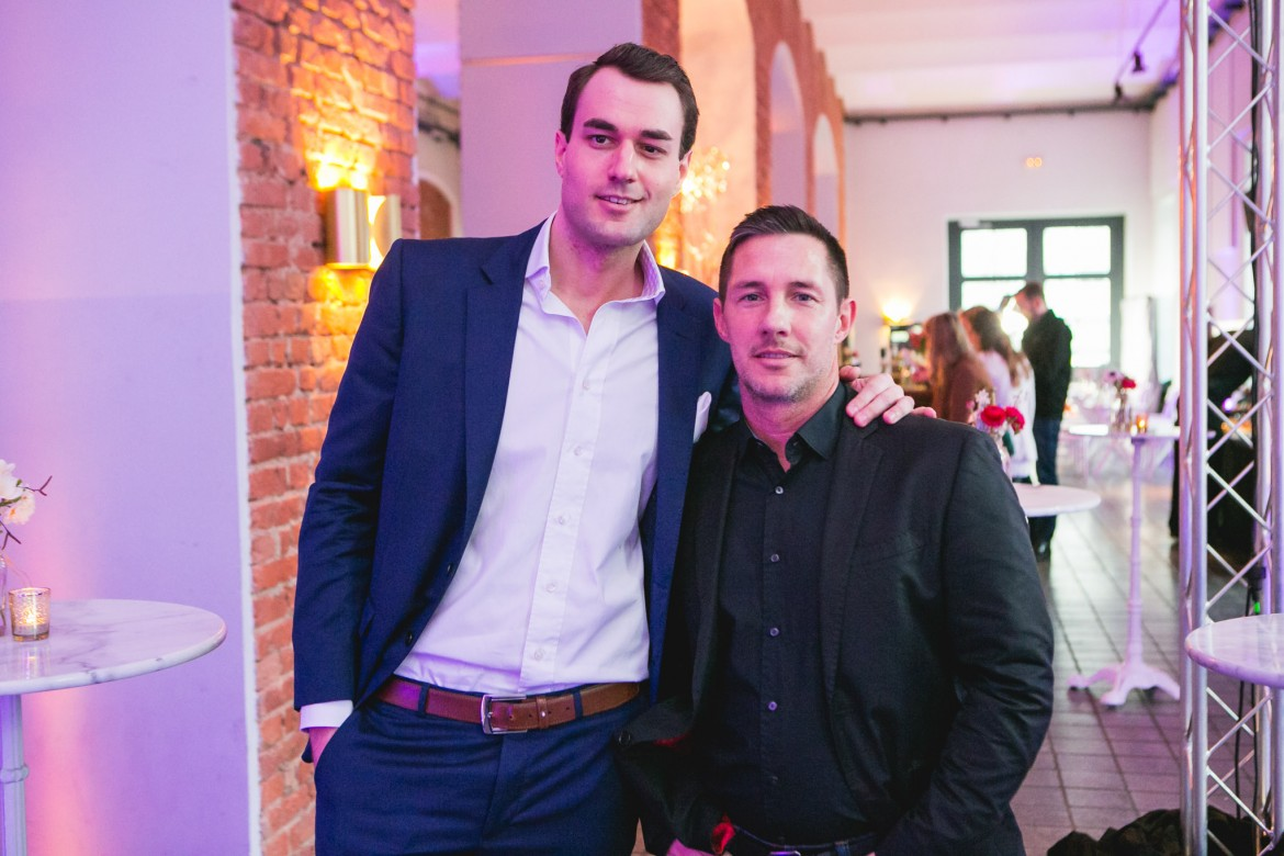 Wedding Box Launch Party mit Face II Face 12